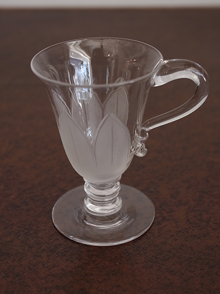 NB1d アンティーク スモール グラスカップ