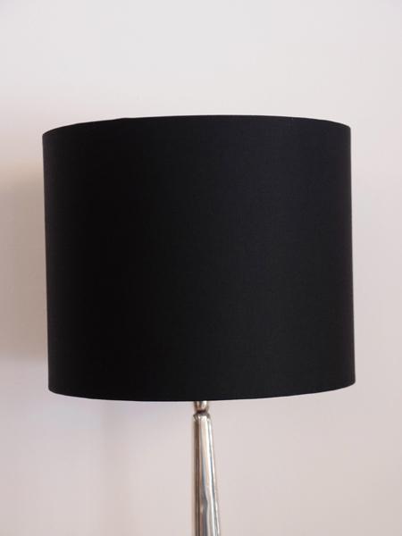 AM6b アンティーク シルバーテーブルランプ