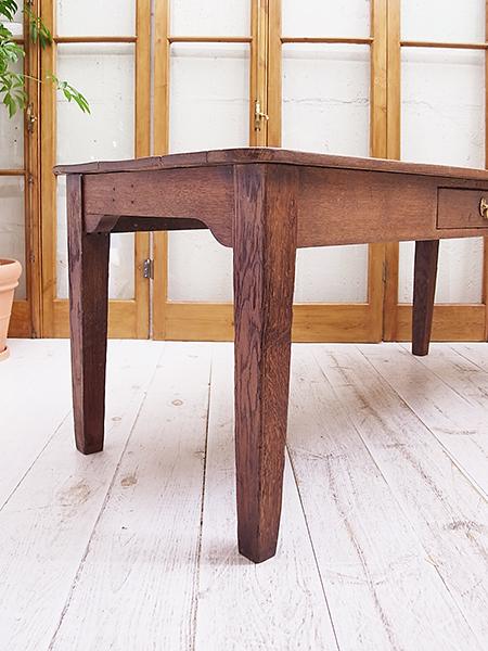 KV77 アンティーク オーク テーブル
