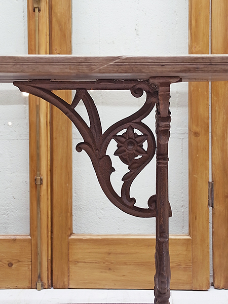 KW66 アンティーク ガーデン テーブル