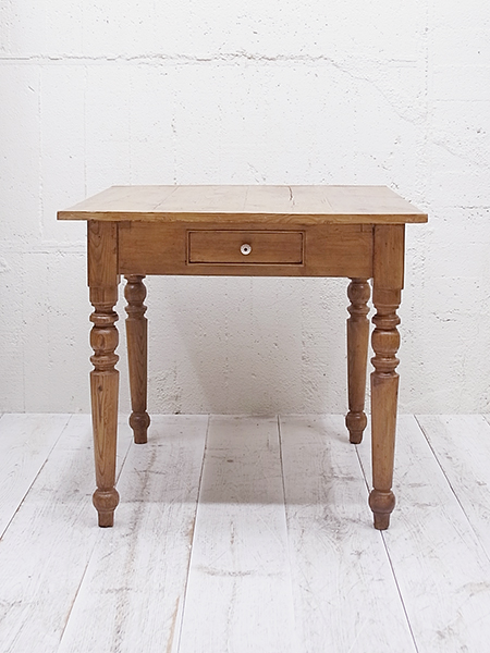KW85 アンティーク オールドパイン テーブル