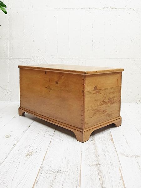 KW180b アンティーク オールドパイン ボックス