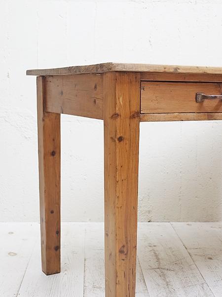KW127 アンティーク オールドパイン テーブル