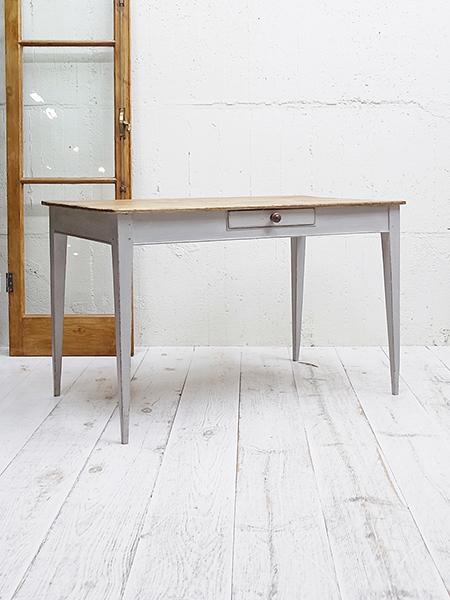 KX11 アンティーク フレンチ ペイント テーブル