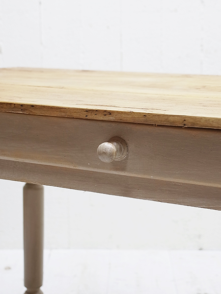 KX12 アンティーク フレンチ ペイント テーブル