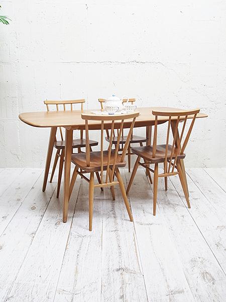 KY53a アーコール ダイニングテーブル