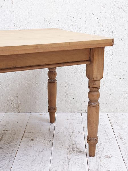 KY65 アンティーク オールドパイン テーブル