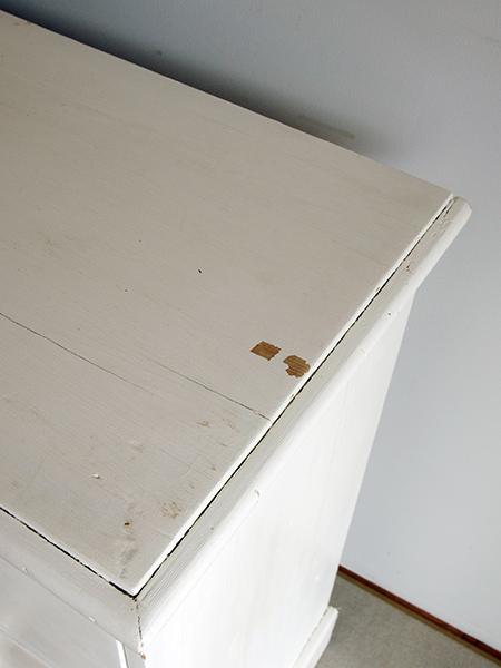KR51 アンティーク パイン チェスト