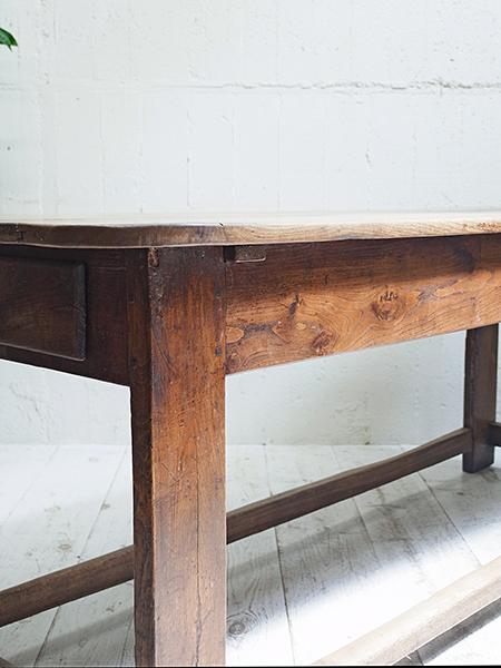 KY85 アンティーク フレンチ ワークテーブル