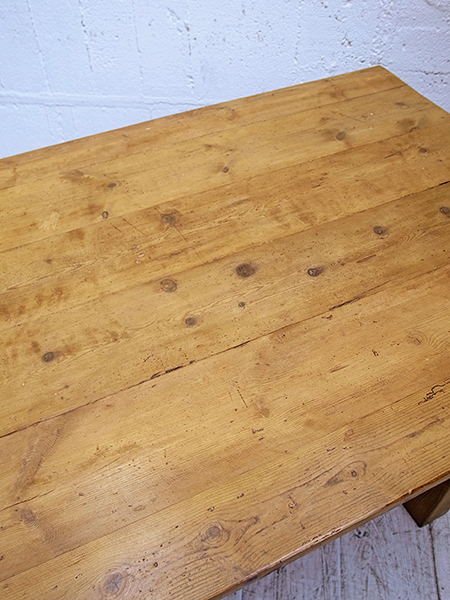 KY147 アンティーク オールドパイン テーブル