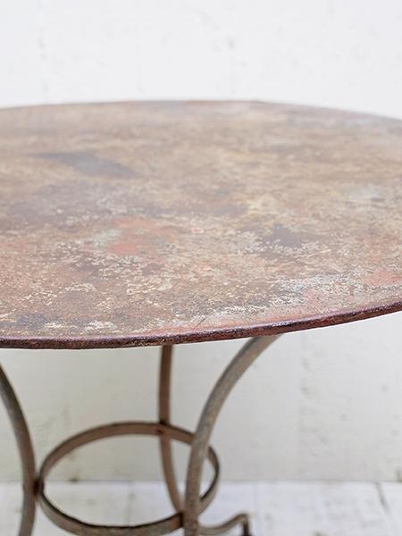 KA163a アンティーク フレンチ ガーデンテーブル
