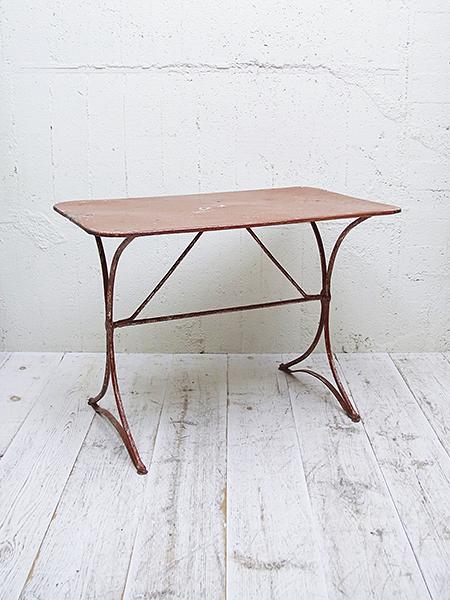 KA161 アンティーク フレンチ ガーデンテーブル