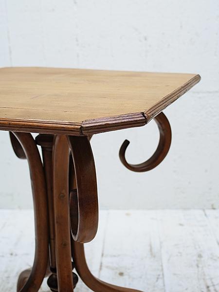 KA154 アンティーク ベントウッド サイドテーブル