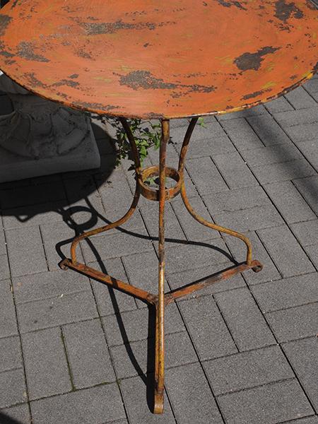 KA173a アンティーク ガーデンテーブル