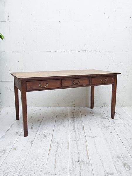 KA144 アンティーク オールドパイン テーブル