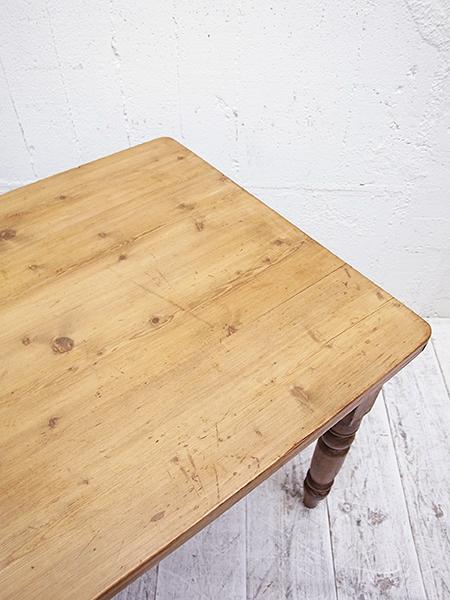 KA85 アンティーク オールドパイン テーブル