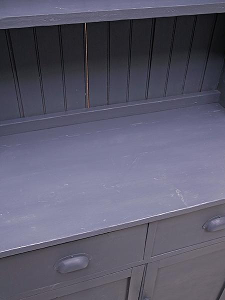 KY159 アンティーク オールドパイン ペイント ドレッサー