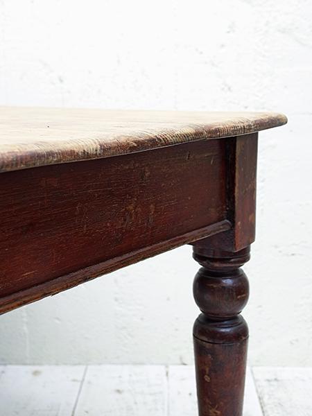 KA101 アンティーク オールドパイン テーブル