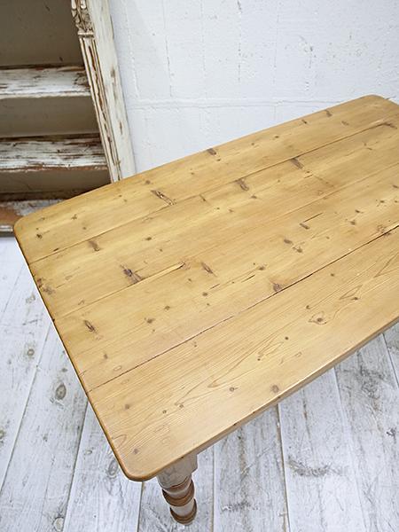 KA93 アンティーク オールドパイン テーブル