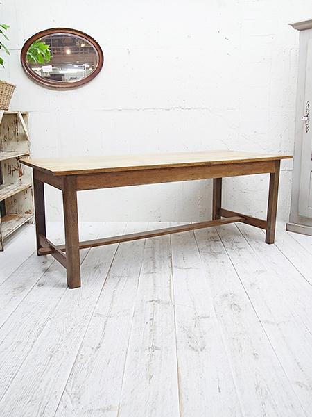 KA74 アンティーク フレンチ オールドパイン テーブル