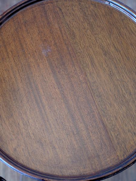 KD1 アンティーク マホガニーワインテーブル