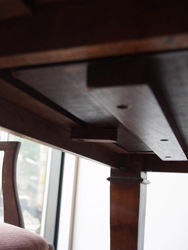 KC23 アンティーク マホガニーテーブル