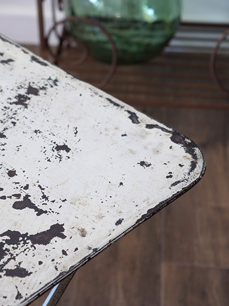 KC46 アンティーク フレンチガーデンテーブル