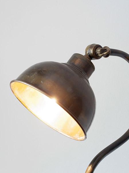 LS lamp アンティーク ブラステーブルランプ