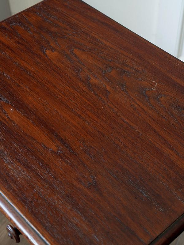 KC154 アンティーク マホガニーサイドテーブル
