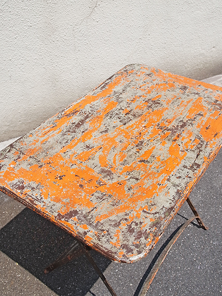 KA173b フレンチ ガーデンテーブル