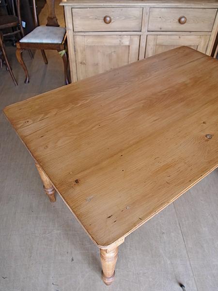 KE10 アンティーク オールドパイン テーブル