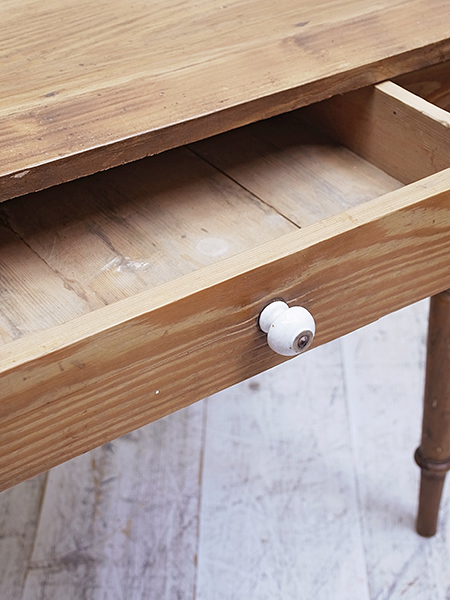 KE1 アンティーク オールドパイン テーブル