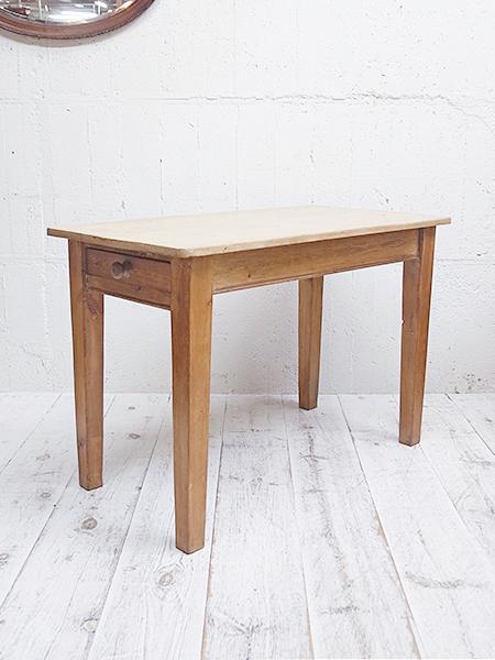 KE21 アンティーク オールドパイン テーブル