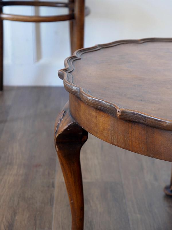 KC12 アンティーク ウォルナットコーヒーテーブル