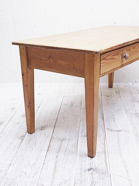 KE19 アンティーク オールドパイン テーブル