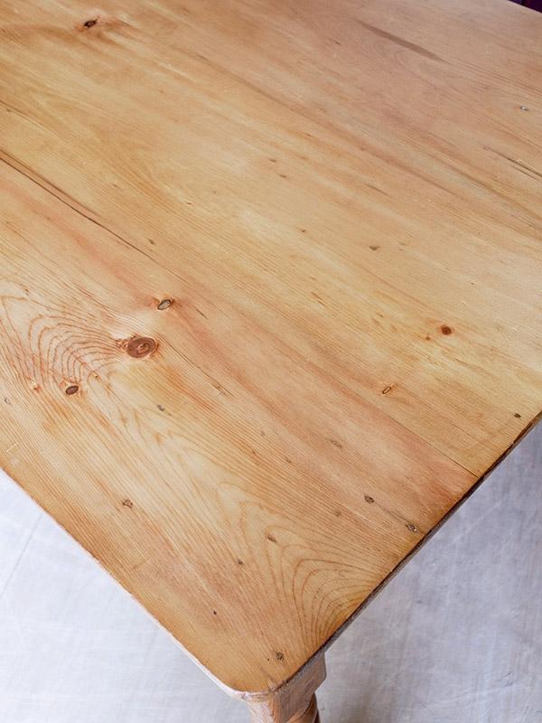 KF30 アンティーク オールドパインテーブル