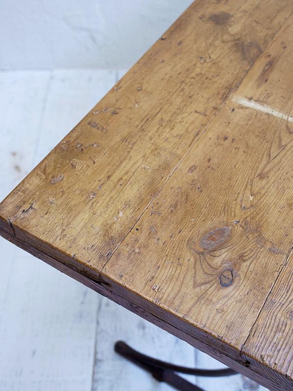 KF7 アンティーク ガーデンテーブル