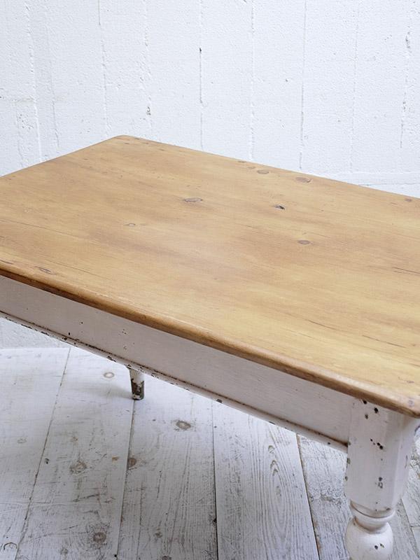 KF56  アンティーク パインテーブル