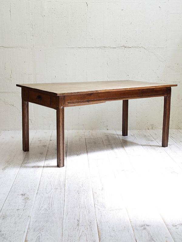 KF84 アンティークオークテーブル