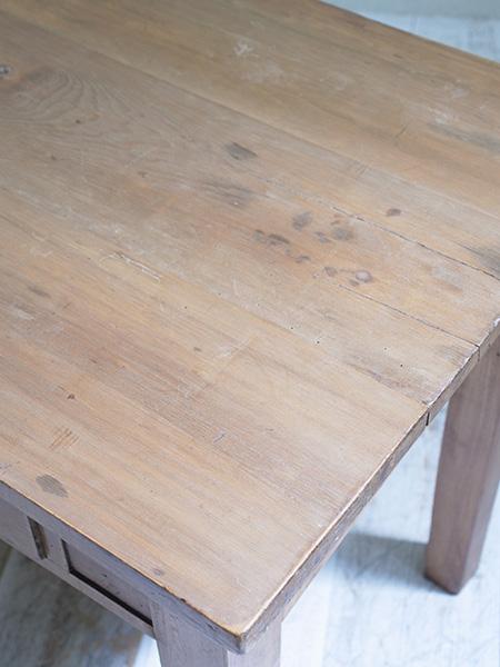 KF53 アンティークパイン テーブル