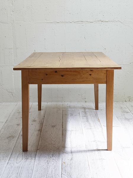 KE77 アンティークパイン テーブル