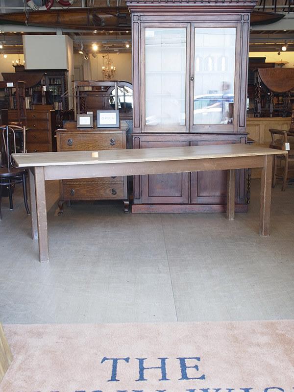 KF4 アンティーク フレンチファームハウステーブル