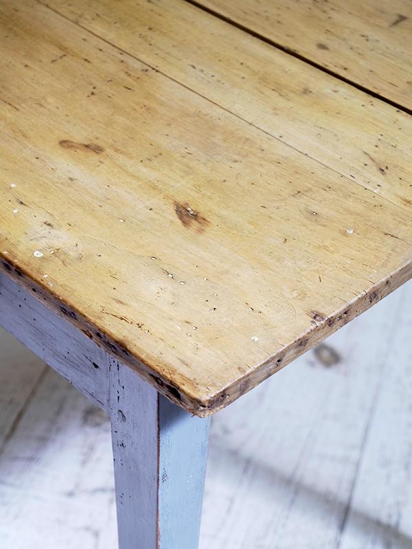 KG170 アンティーク ペイントサイドテーブル