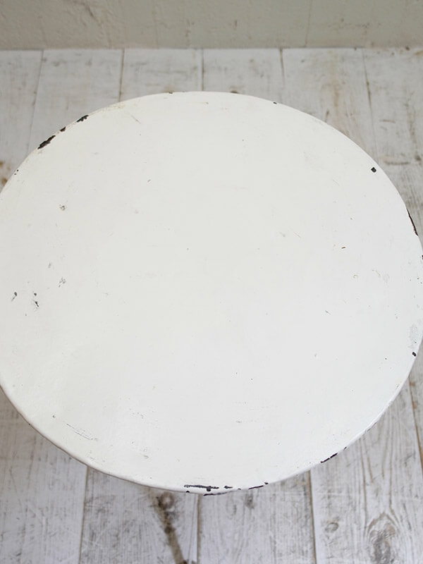 KG161b アンティーク フレンチガーデンテーブル