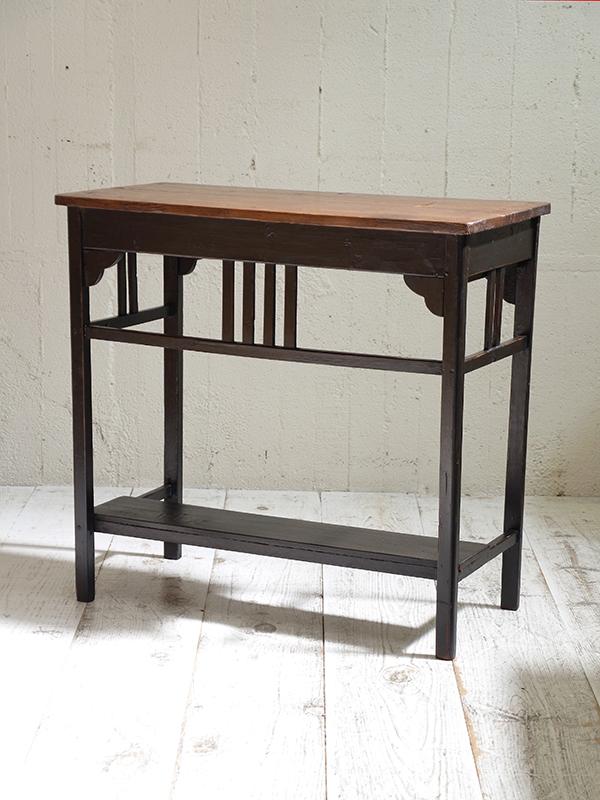 KG182 アンティーク ペイントサイドテーブル