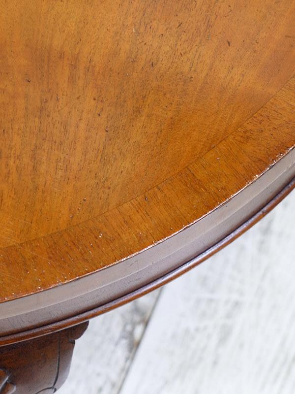 KG91 アンティーク ウォルナットコーヒーテーブル