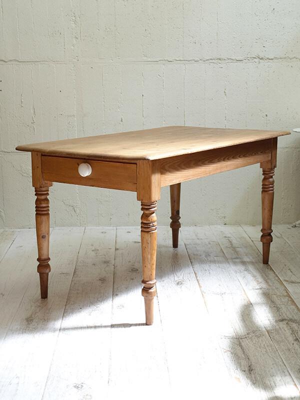 KG9 アンティークパイン テーブル
