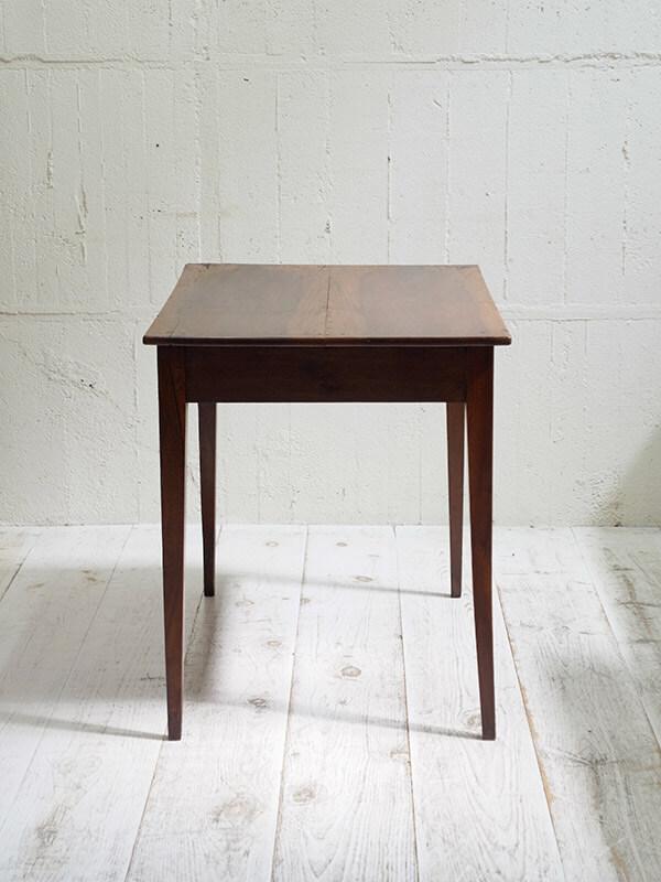 KG7 アンティーク フレンチウォルナットテーブル