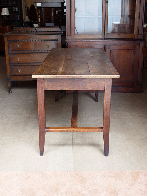 KG6 アンティーク フレンチオークファームハウステーブル