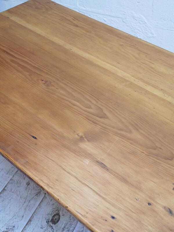 KG11 アンティークパイン テーブル